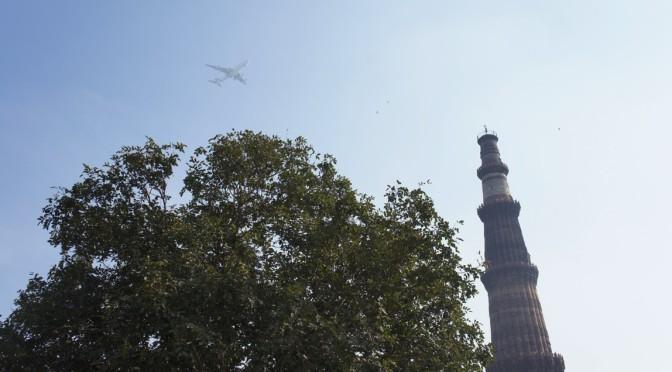クトゥブ・ミーナール Qutb Minar